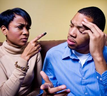 nigerian woman slapped husband