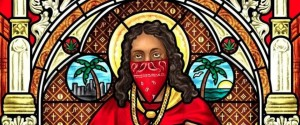 Is this what rap has done to religion?