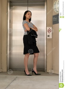Man this is some bullsh*t, I've been waiting for 10 seconds and this elevator still hasn't came yet.