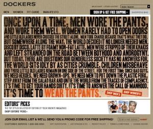 dockers-real-man-manifesto
