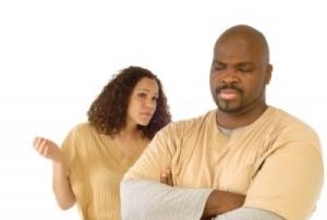 wife belittling husband
